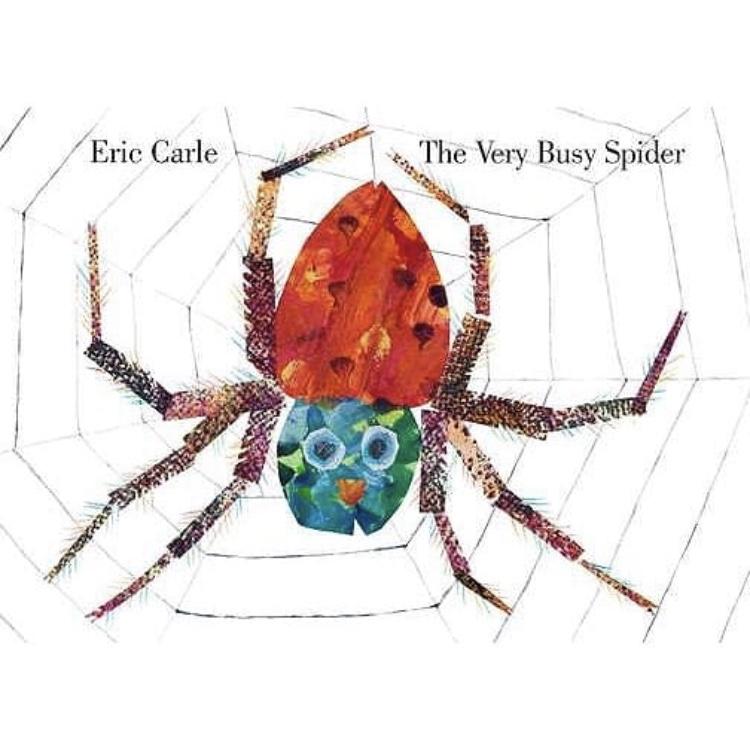 《啊呦叔叔說故事》EP11 好忙的蜘蛛 The Very Busy Spider 英語兒童繪本 ft. Yichung Huang
