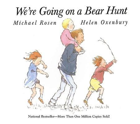 《啊呦叔叔說故事》EP24 我們要去捉狗熊  We're Going on a Bear Hunt   英語兒童繪本 ft. Yichung Huang