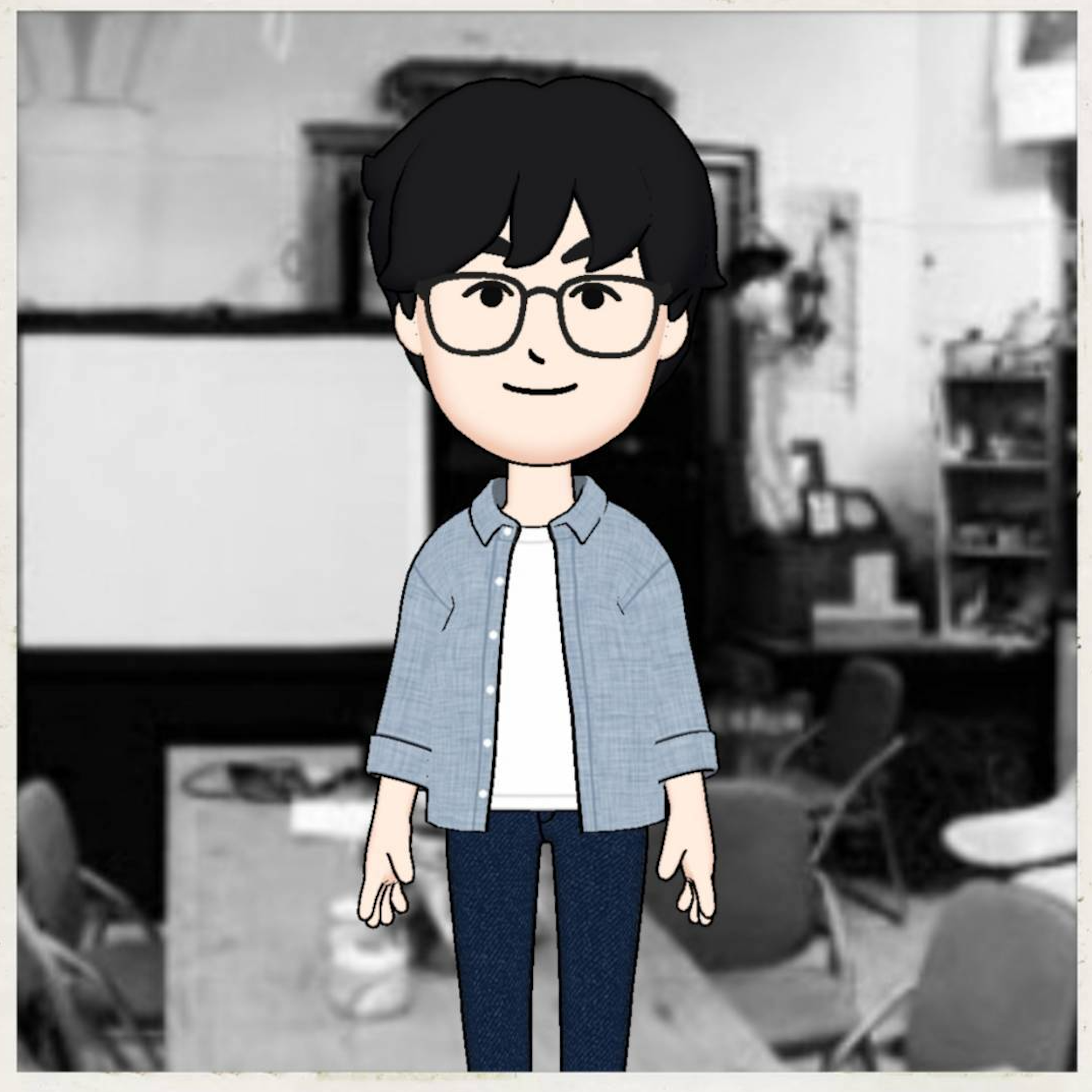 Luca | Day10 Paranoid Android