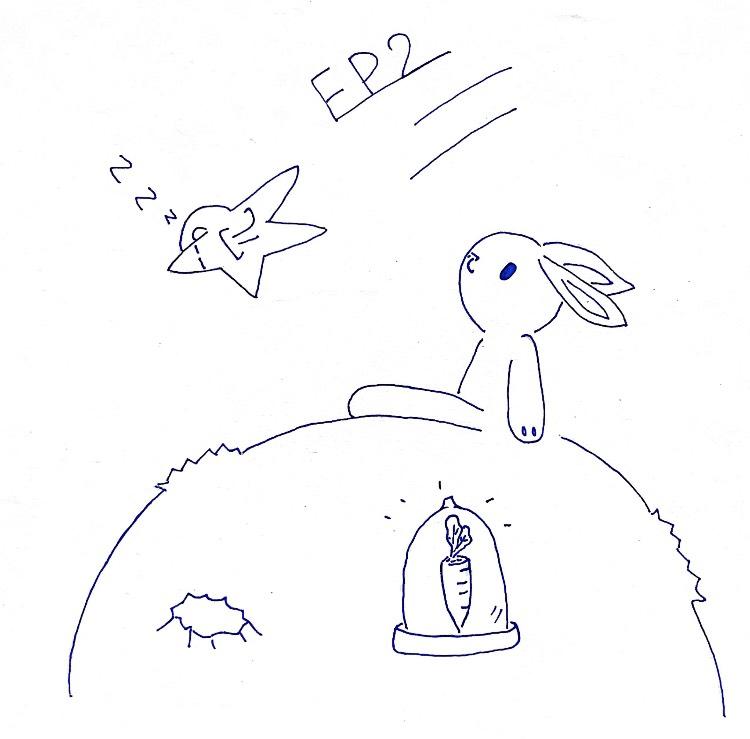 EP2 : 生活冗在疫起