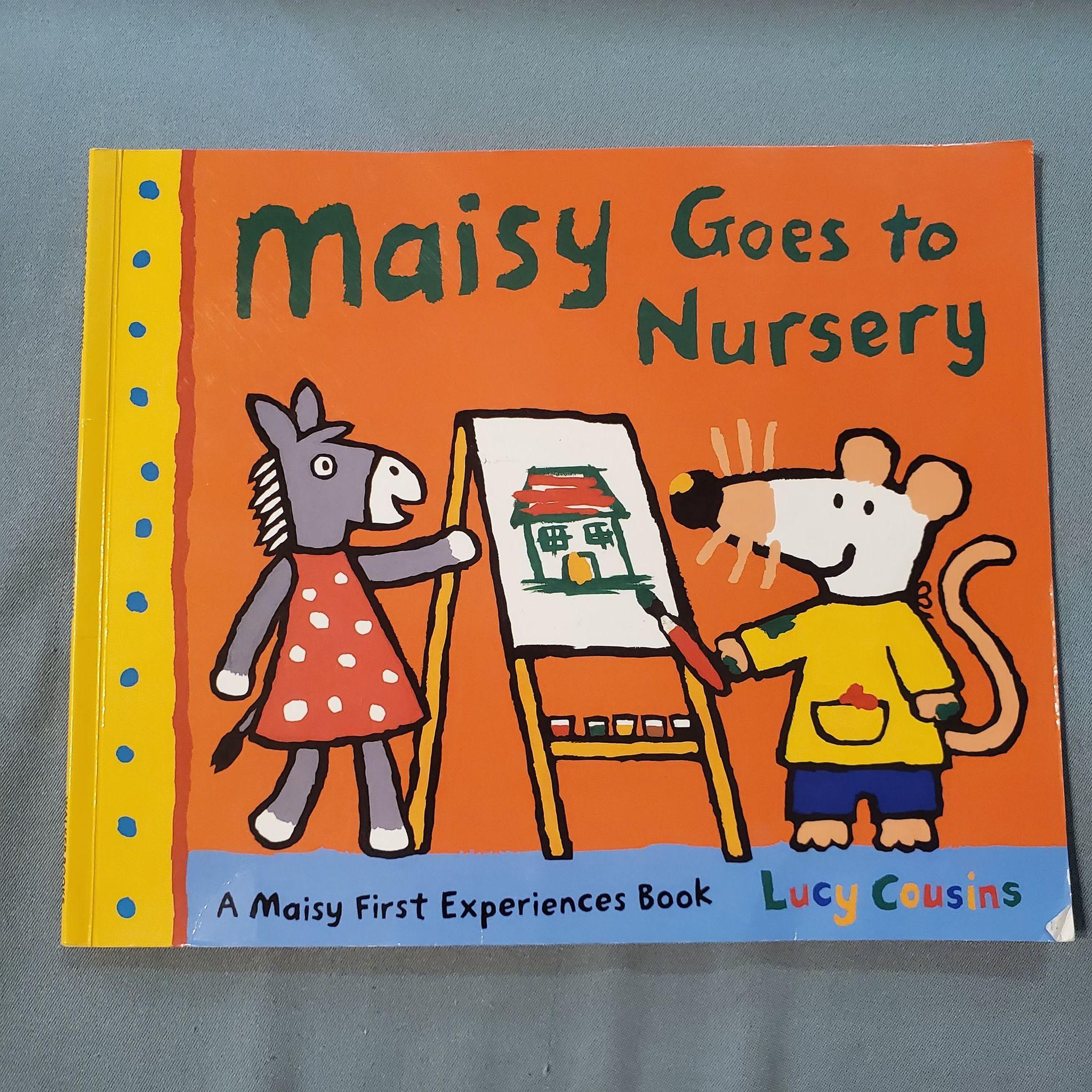 說書人EP3/Maisy Goes to Nursery