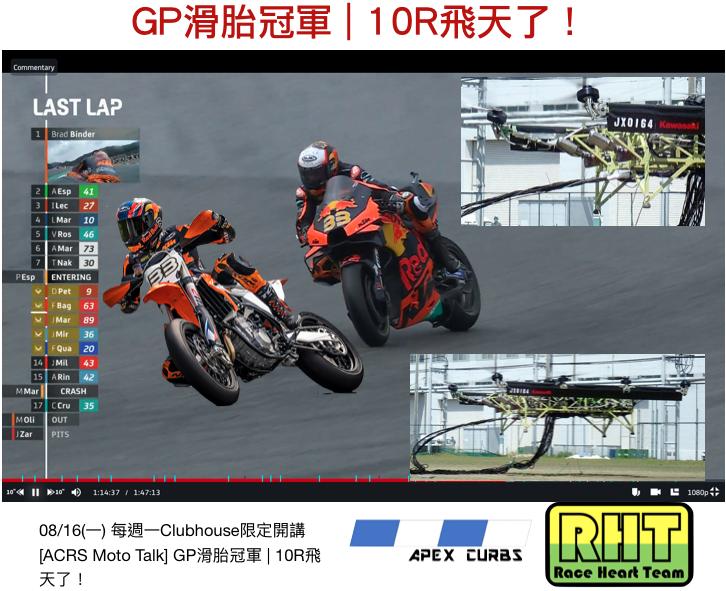 GP滑胎冠軍 | 10R飛天了!