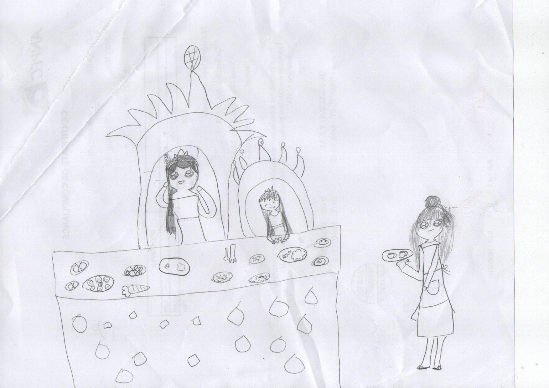 3個小公主故事書
