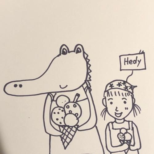 和Hedy一起聽媽媽說故事:鱷魚先生在百貨公司上班