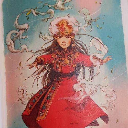 穿越故宮大冒險 翠玉白菜上的蒙古女孩 第十二章
